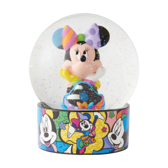 Britto Minnie Mouse Waterball Globe
