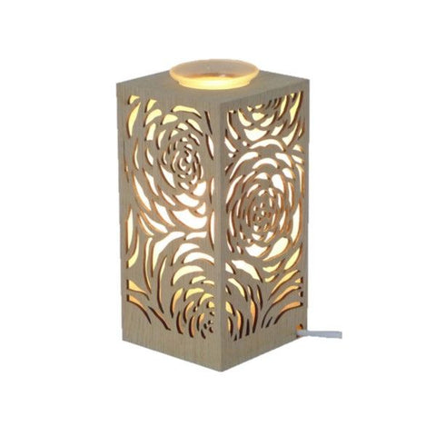 Rose Woodcraft Electric Oil Burner