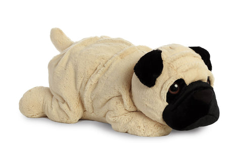 Pug Pillow Plush Large