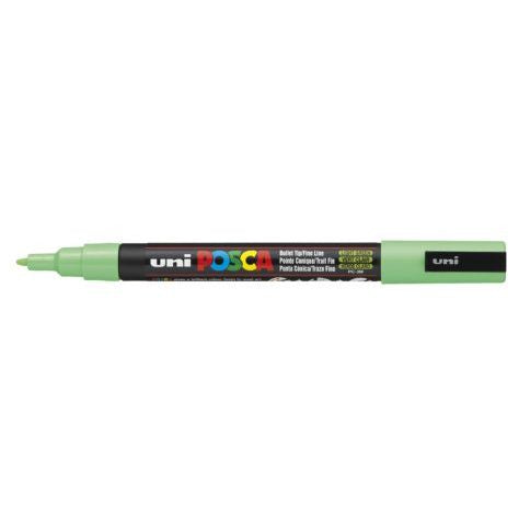 Uni Posca Marker PC-3M Light Green