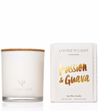 Living Light: Passion & Guava Candle