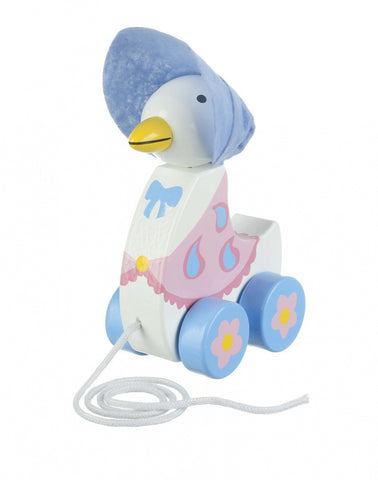 Jemima Puddle-Duck Pull Along