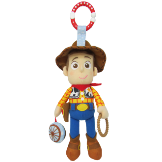 Toy Story - Woody Activity Toy