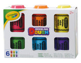 Crayola Dough 6 pack