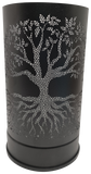 Scentchips Touch Lamp Warmer - Black Tree Of Life