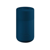 Frank Green Ceramic Reusable Cup 10oz - Marine Blue