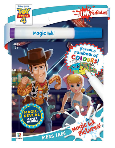Inkredibles: Magic Ink Toy Story 4