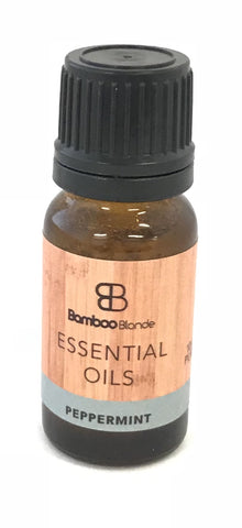 Bamboo Peppermint Essential Oil