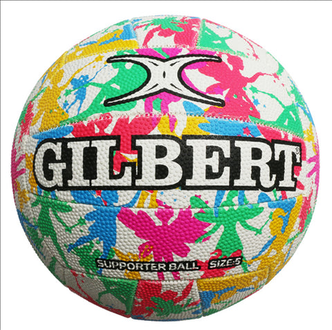 Gilbert Fairies Netball Size 5