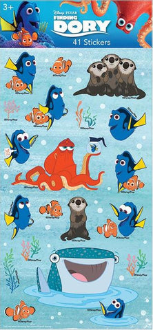 Disney Finding Dory Stickers