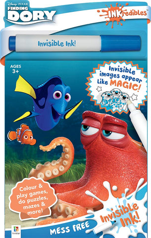 Inkredibles: Invisible Ink Finding Dory