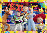 Toy Story 4 - Rescue Squad 35 Piece Puzzle Frame Tray