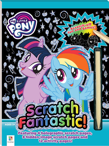 Scratch Fantastic - My Little Pony