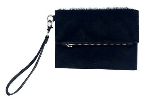 Windsor Clutch Cow Hide