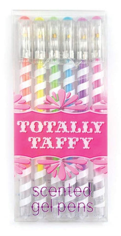 Ooly Totally Taffy 6 Pkt - Scented Gel Pens