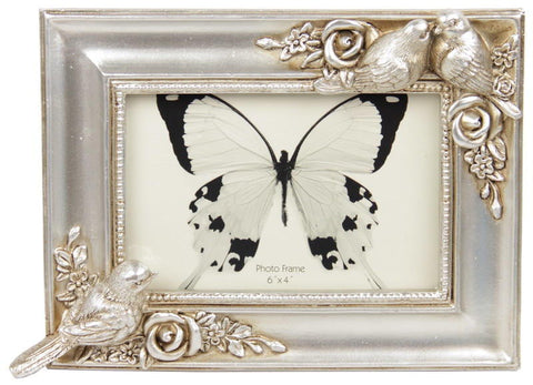 Doves Photo Frame Champagne