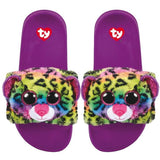 TY Fashion Pool Slides - Dotty