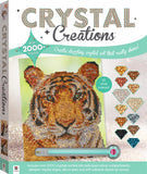 Crystal Creations - Wild Tiger