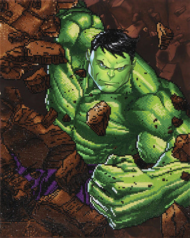 Diamond Dotz - Avengers Hulk Smash
