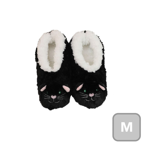 Slumbies Cat Furry Foot Pals Medium