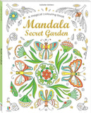 Magical Colouring Book - Manadala Secret Garden