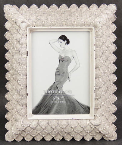 Fishscales Photo Frame 5x7