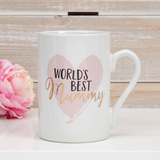 Mug: World's Best Mummy