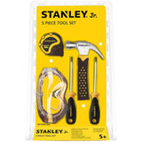 Stanley JR - 5 Piece Toolset