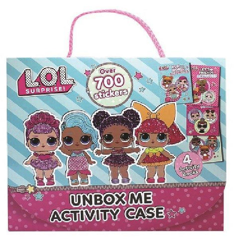 LOL Surprise Unbox Me Activity Case