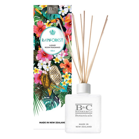 Banks & Co: Rainforest Room Diffuser