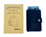 Moana Rd - Man Wallet Black