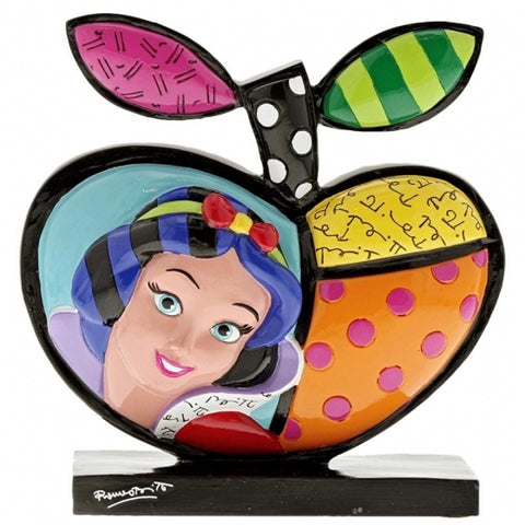 Snow White's Apple Icon by Britto