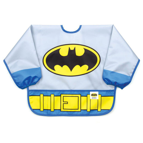 Costume Sleeved Bib Batman