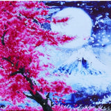 Diamond Dotz - Cherry Blossom Mountain
