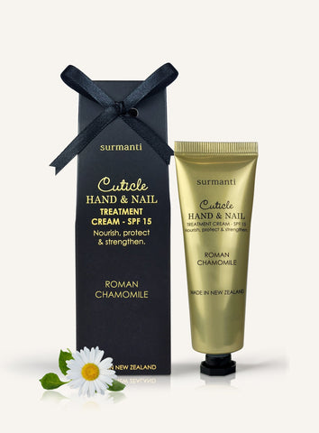Surmanti Hand & Nail Treatment Cream - Roman Chamomile