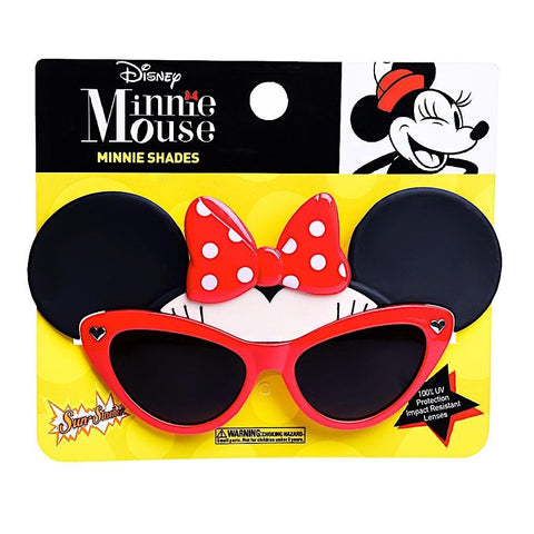 Sun Staches - Lil Characters Minnie Mouse