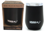 Moana Rd: eMug - Reusable Mug Black