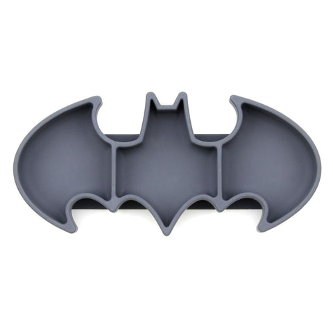Silicone Grip Dish Batman