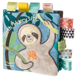 Taggies Molasses Sloth Soft Book