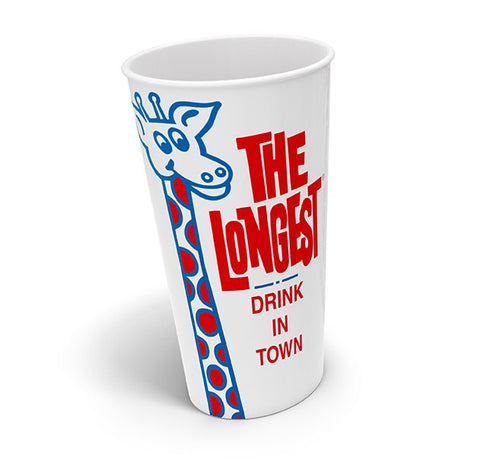 The Longest Drink In Town Single Cup