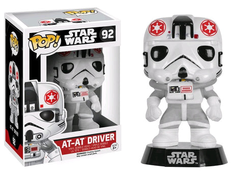 Pop! Star Wars AT-AT Driver