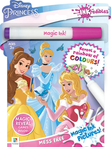 Inkredibles: Magic Ink Disney Princess