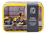 Gift In A Tin - Triple Trucks
