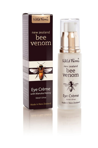 Wild Ferns Bee Venom Eye Creme 30ml