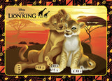 The Lion King - Heart Of Lioness 35 Piece Puzzle Frame Tray