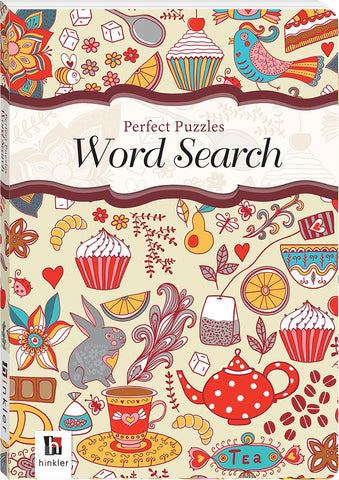 Perfect Word Search Puzzle Book