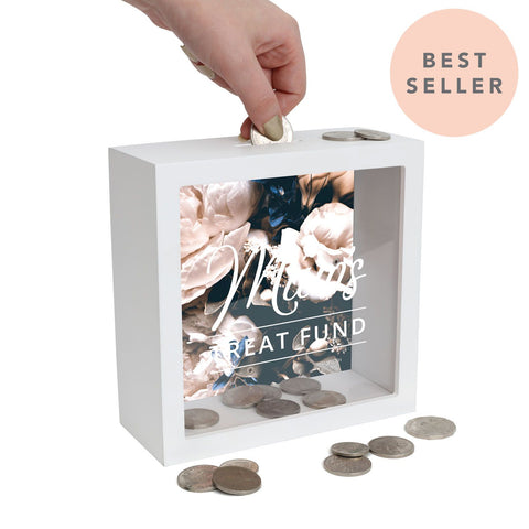 Mums Treat Fund Change Box
