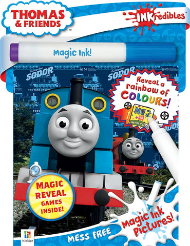 Inkredibles: Magic Ink Thomas and Friends