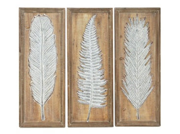 Talal Wooden Wall Hangings