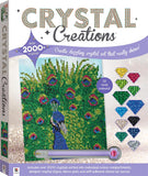 Crystal Creations - Peacock